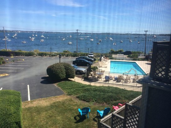 Wyndham Bay Voyage Inn: View from room