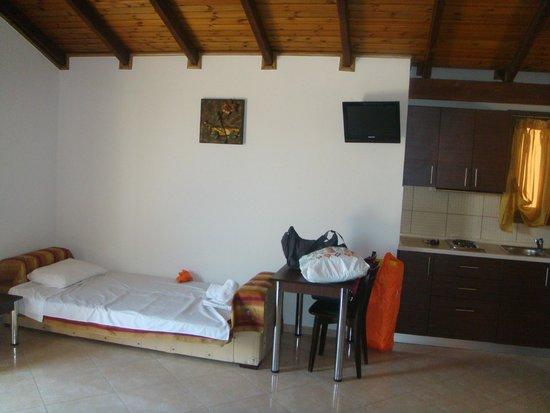 Hotel Siarbas: Sofa bed