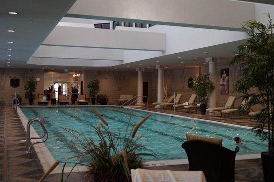 West Baden Springs Hotel: Pool
