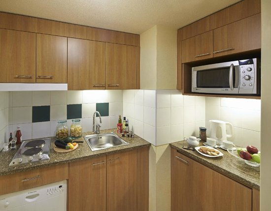 Citadines Barbican London: Your own private kitchen, with all the useful amenities to cook whenever you desire,