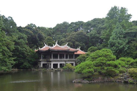 Shinjuku Gyoen National Garden: Traditional Japanese