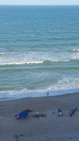 DoubleTree Suites by Hilton Melbourne Beach Oceanfront: View from room