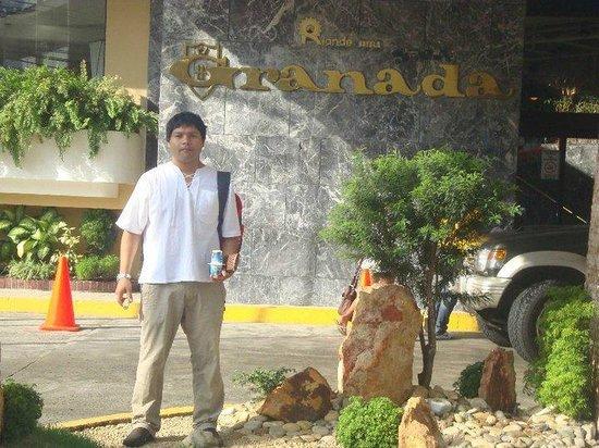 Riande Granada Urban Hotel: Hotel Riande de Panama