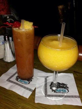 Mai-Kai Restaurant & Lounge: Drinks!