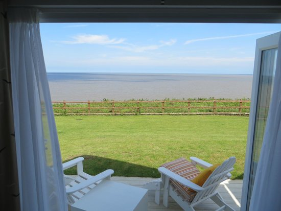Warner Leisure Hotels - Corton Coastal Holiday Village: view from clifftop lodge
