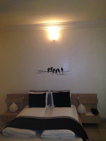 The Nordic Villa: Room