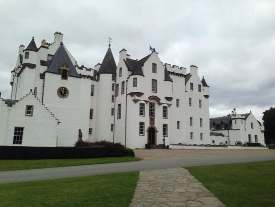 Parkdean - Tummel Valley Holiday Park: Blair Castle well worth a look