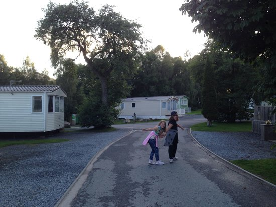 Parkdean - Tummel Valley Holiday Park: Campsite