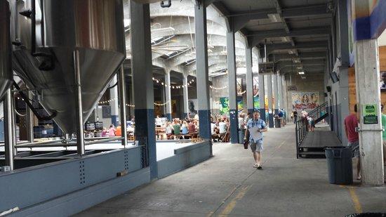 Downtown Cincinnati Brewery