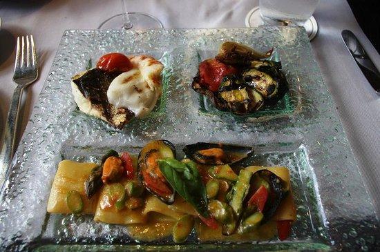 Baglioni Hotel Regina: Lunch at Brunello