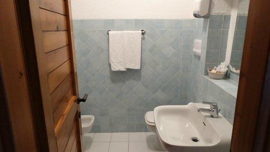 Hotel Valdiola : Bagno
