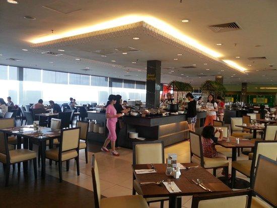 The Klagan Hotel: Restaurant