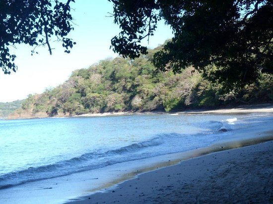 Occidental Papagayo - Adults only: small beach