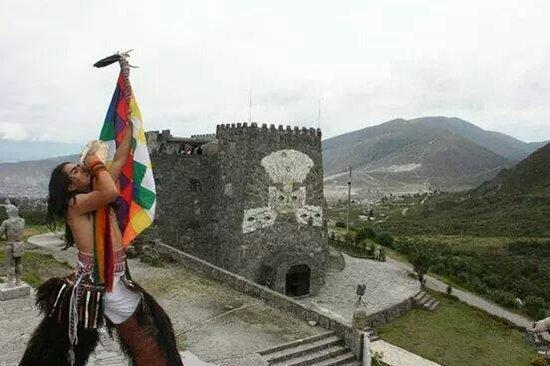 Província de Pichincha, Equador: Templo del Sol pululahua ecuador