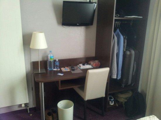 Hotel L'interlude: Chambre