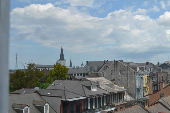 Four Points By Sheraton French Quarter: View from room