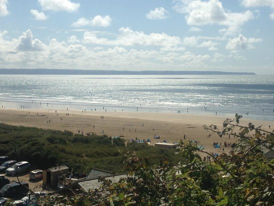 Saunton Sands Hotel: The 6 mile beach that stretches before you....