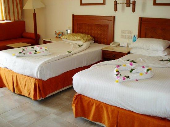 Sunrise Diamond Beach Resort : room wiew