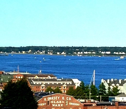 Holiday Inn Portland By The Bay: Portland, ME