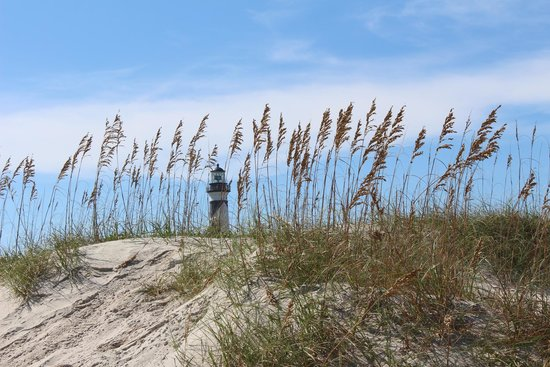 Lookout Cruises: lighthouse stop