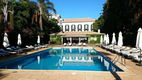 Quinta da Bela Vista: The pool