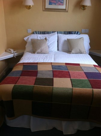 North Euston Hotel: Comfy bed