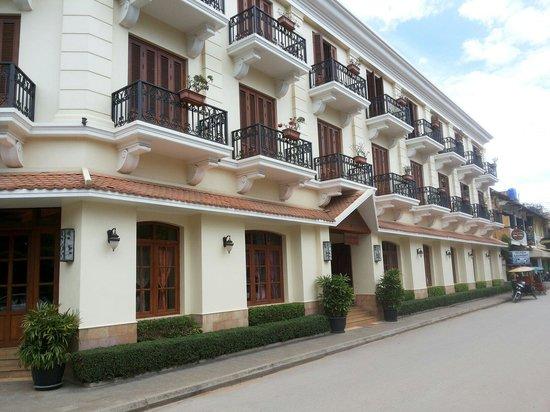 Steung Siemreap Thmey Hotel: Steung Siem Reap Hotel