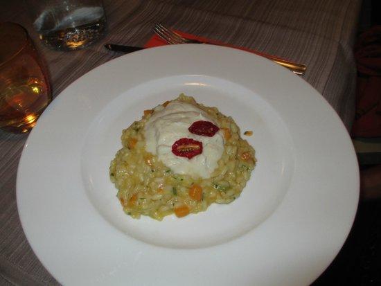 Park Hotel Azalea: cena