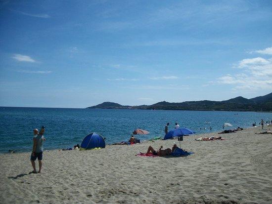 Camping Club Le Littoral : La grande plage