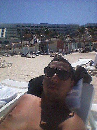 Grand Oasis Sens: Playa