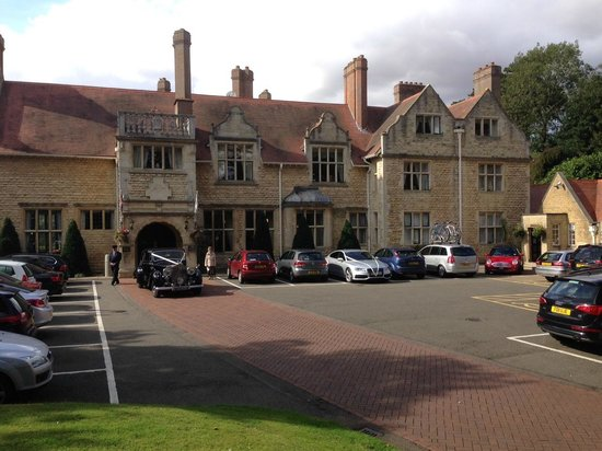 Barnsdale Hall Restaurant Reviews