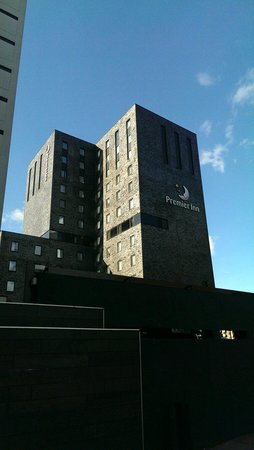 Premier Inn Manchester City Centre (Piccadilly) Hotel: First impression!