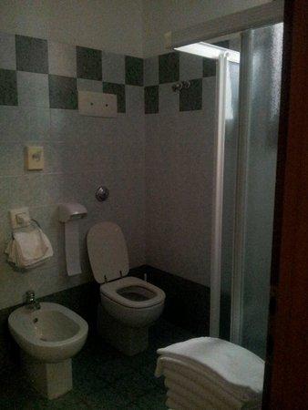 Hotel Rosa: bagno 2/2