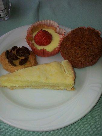 Hotel Rosa: colazione