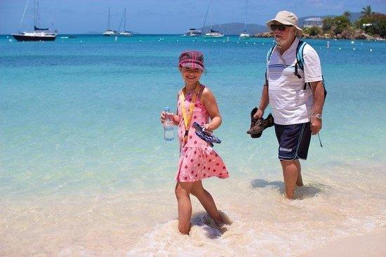Cruise Ship Excursions - The Legendary Kon Tiki: Honeymoon Beach