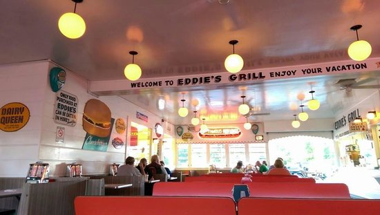 Eddie's Grill : Feeding hungry people since 1950!