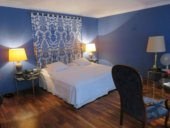 Victoria Jungfrau Grand Hotel & Spa: Superior Junior Suite