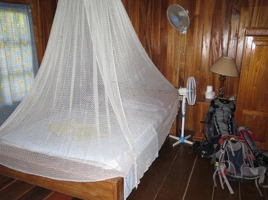 Bunaken Kuskus Resort: Im Bungalow