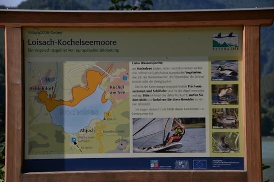 Kochelsee: инструкция на берегу