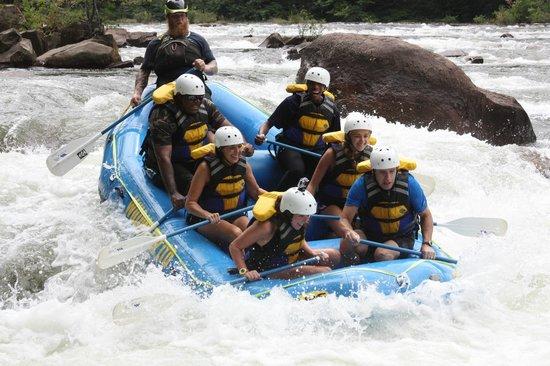 Wildwater Rafting - Ocoee : Ocoee with Wildwater Rafting