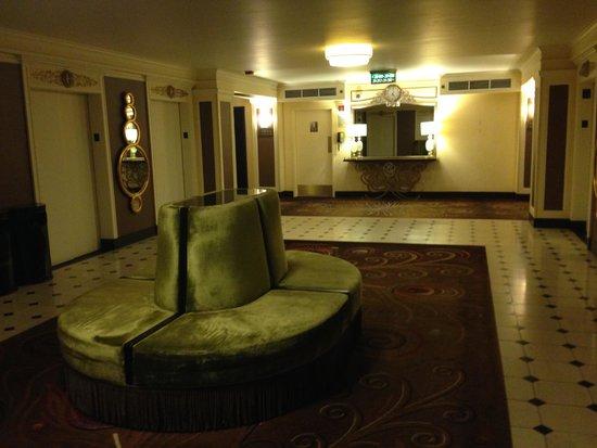 Palmer House A Hilton Hotel: Executive level