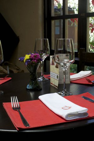 Qanela Restaurante : Interiores de Qanela