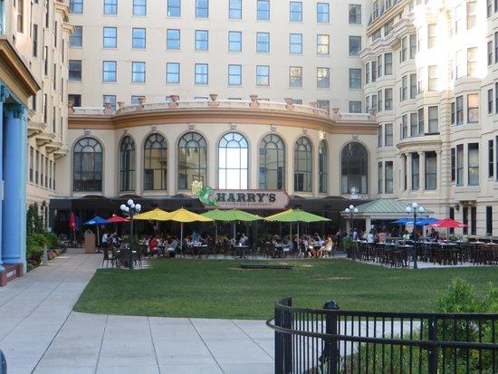 Harry S Restaurant Atlantic City