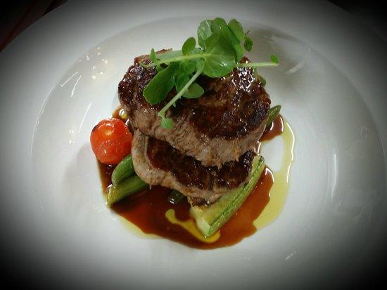 Barstro : Beef fillet