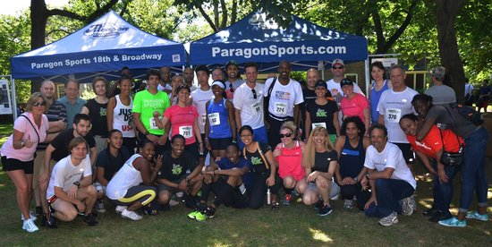 Paragon Sports: Get out on Governor's Island 10K