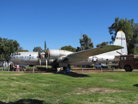 Castle Air Museum: KB-50