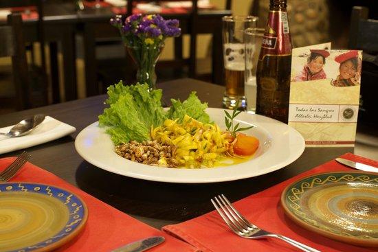 Qanela Restaurante