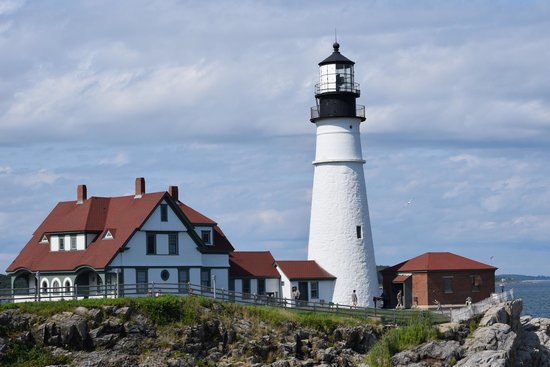 Inn By the Sea: Nearby lighthouse - Portland Head