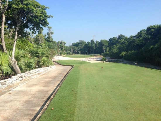 Iberostar Golf Club Playa Paraiso: Hole 2