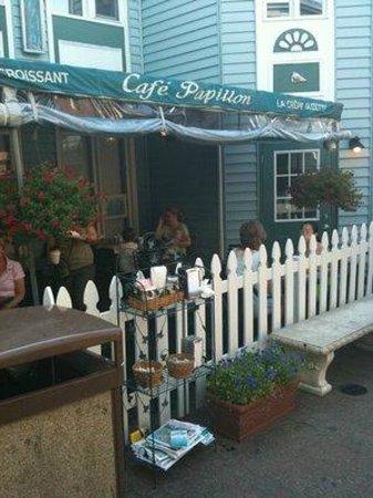 Cafe Papillon: Café Papillon
